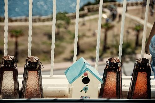Baby balkon