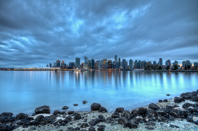 Moody Vancouver