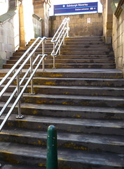 Calton Road steps