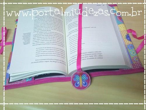 Mimando seu livro... by miudezas_miudezas