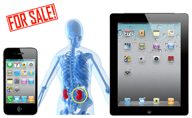 Chinese Teen Sells Kidney for iPhone and iPad