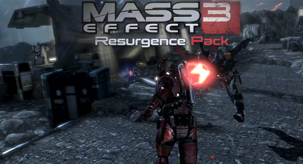 Mass Effect 3 Free Resurgence Pack DLC Detailed