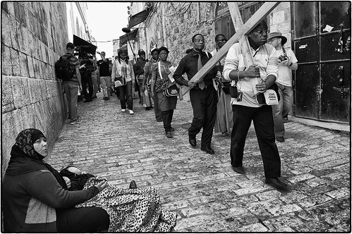 Good Friday 2012 Jerusalem by mirsavio