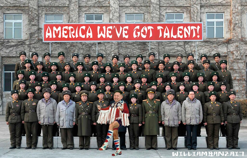 AMERICA WE'VE GOT TALENT