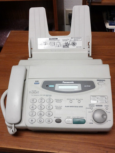 The days of being able to operate with just a phone and fax machine are long gone.