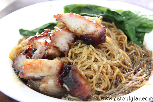 Wan Tan Mee, Restoran Famous Seremban Favourites