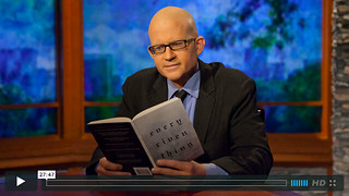 Christian Wiman Reading from His Book on Bill Moyers Show