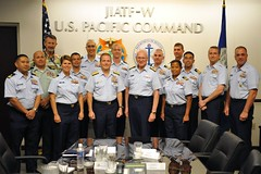 Joint Interagency Task Force West Visit
