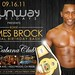 RUNWAY Fridays Boxer James Brock/Young Skeet 9-16-11 #LANightLife