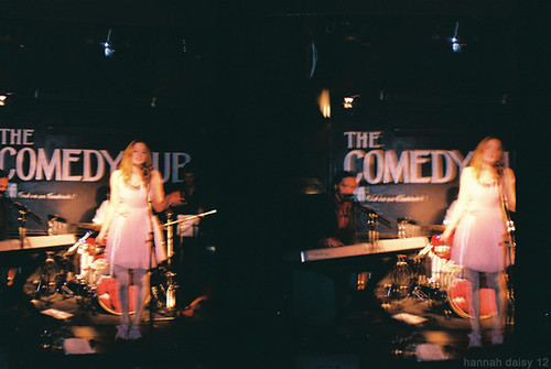 Esther Dee & the Carousel @ The Comedy, London 12/4/2012
