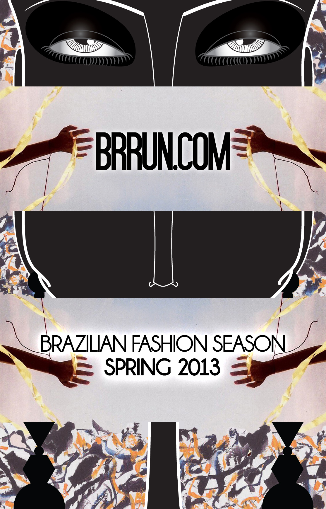 Brazilian Fashion Season, Spring 2013 by Bruno Capasso, Leandro Dário, Beto Urrick e Brunno Almeida Maia @ Tiago Gomes
