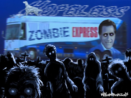 ZOMBIE EXPRESS by Colonel Flick