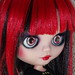 LeLu Custom Blythe Clone.