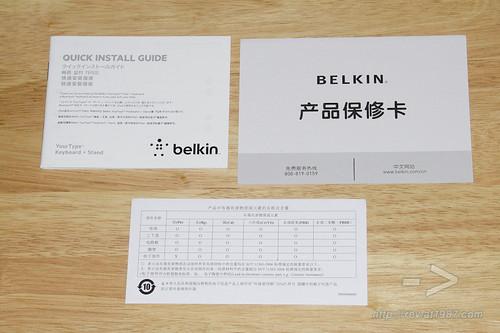 Belkin YourType KEYBOARD + STAND