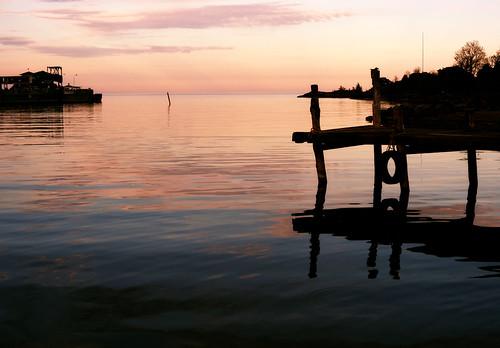 pink sunset sea sky silhouette sweden jetty horizon silhouettes balticsea 2012 roslagen grisslehamn väddö ålandshav