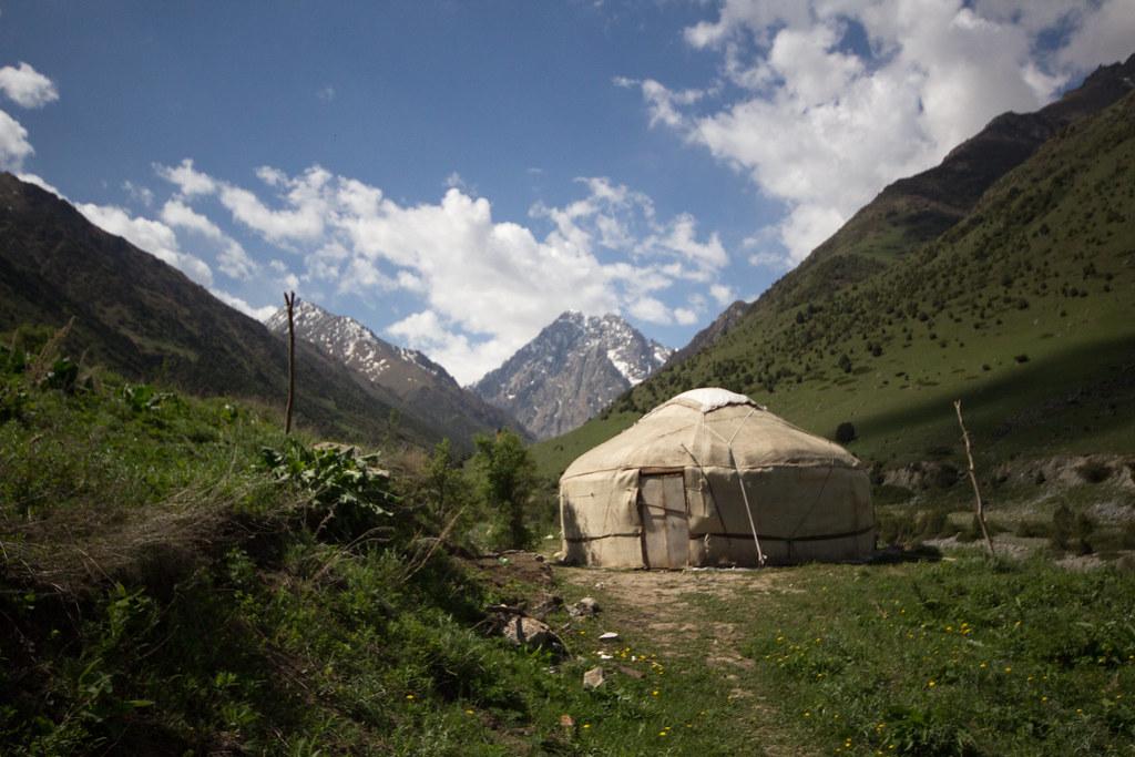 Money Shot: Kyrgyzstan