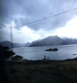 On my way to Balestrand