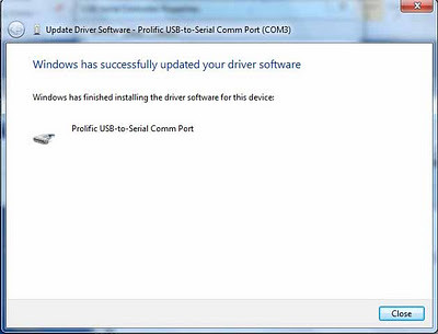 Cara mudah instalasi driver m1306b usb windows 7 - Prolific usb to serial comm port windows 7 ...