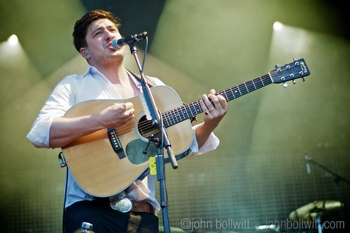 Mumford and Sons @ Holland Park, Surrey, B.C.