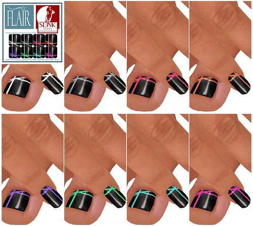 Flair - Nails Set 77