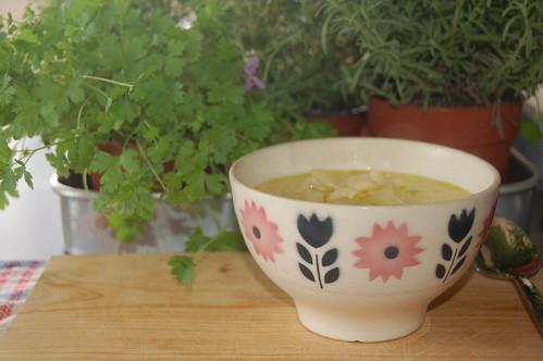 sopa branca