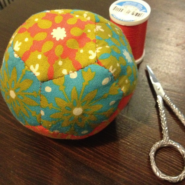 Dodecahedron number 2 and I'm much happier with the result.