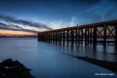 noctilucent clouds, newark pier #3