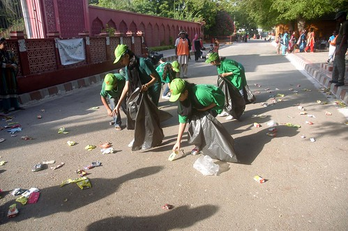 karachi zoo conducted world environment day on 5th june 2013 photo by sajjad (18)