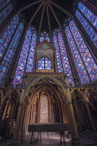 Sainte-Chapelle Interior 3