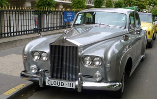 Paris Rolls Royce Cloud 3