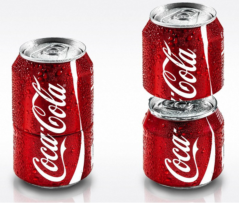 Coke-sharing can