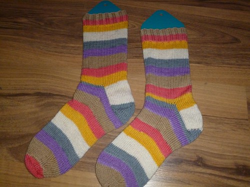 Time traveller socks