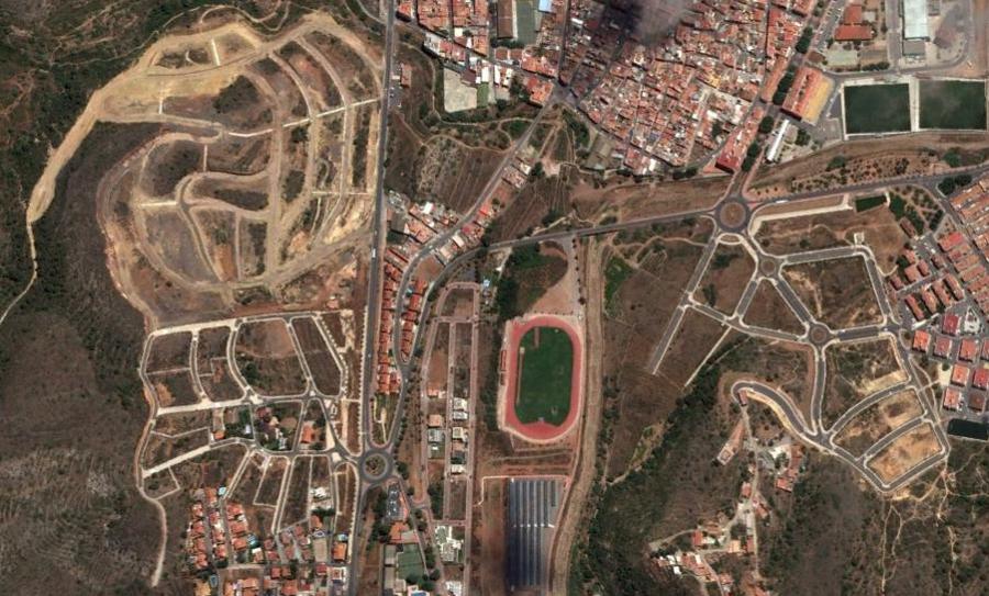 vall d'uxo, vall d'uixó, castellón, comunidad valenciana, después, urbanismo, foto aérea,desastre, urbanístico, planeamiento, urbano, construcción