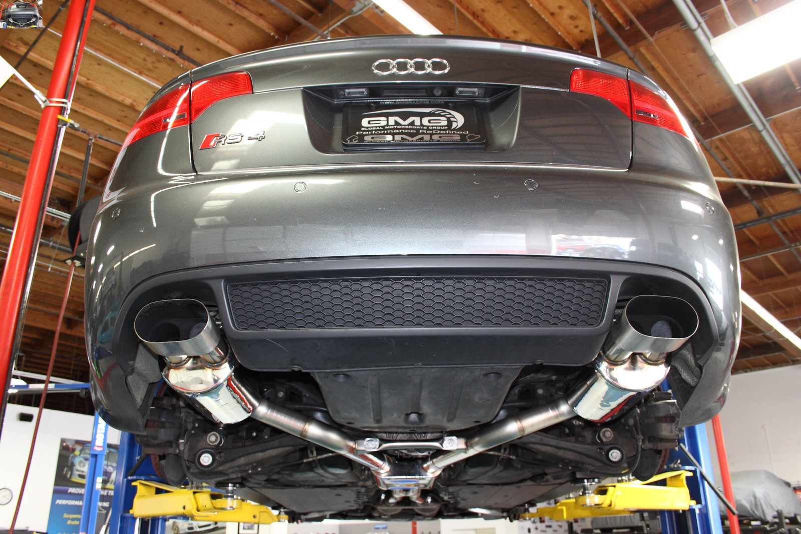 GMG Racing Audi B7 RS4 Exhaust System EARLY BLACK FRIDAY SALE