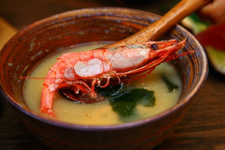 Ichiro Sushi Bar Kaisen-Soup