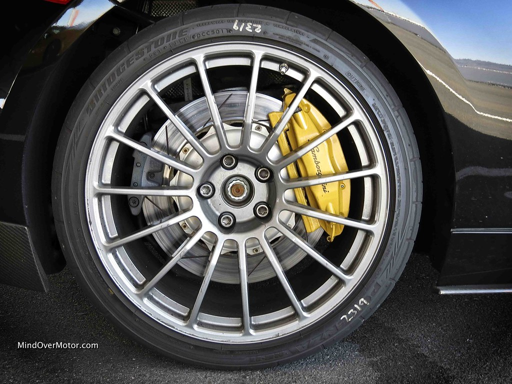 Lamborghini Gallardo LP570-4 Superleggera Wheels