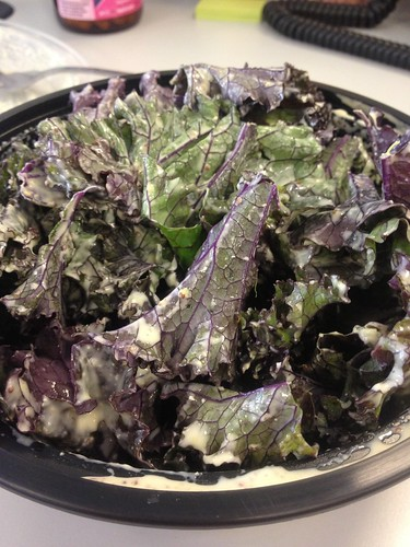 Mustard Caesar Salad Dressing
