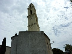 L'église Saint-Nicolas à Olmi