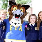 Flyte Joins Pennsylvania FFA For 2013 FFA Day At The Ballpark With The Pit