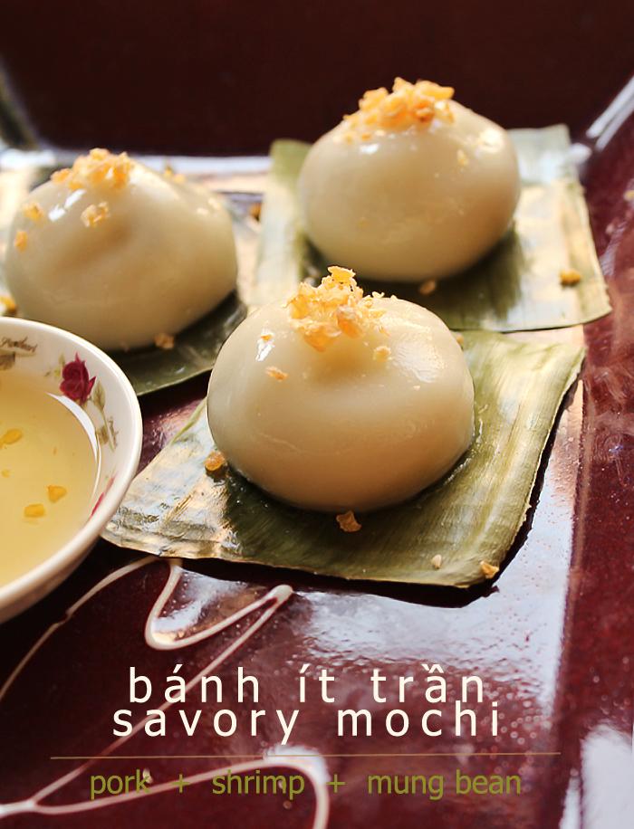banh it tran