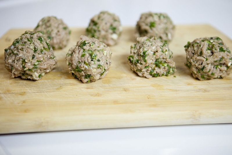 Kale Turkey Meatball SubIMG_3586
