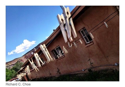 Ghost Ranch 21 (2013, 7.30) by rchoephoto