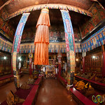 Likir Monastery, Buddhist Temple - Ladakh, India