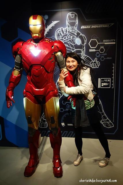 iron man & cherieladie