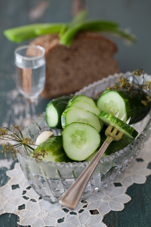 Pickled Cucumbers 4