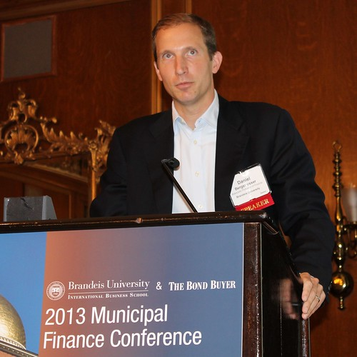 Dan Bergstresser at Muni Conference