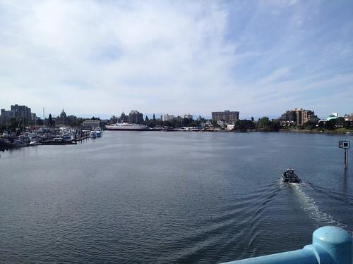 Inner Harbor Victoria BC