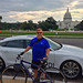 my two wheels and someone else's four by Joe in DC