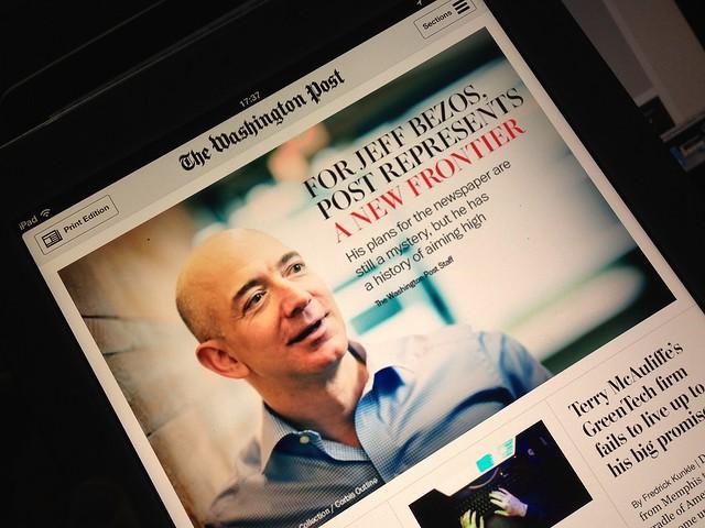 The Washington Post / iPad