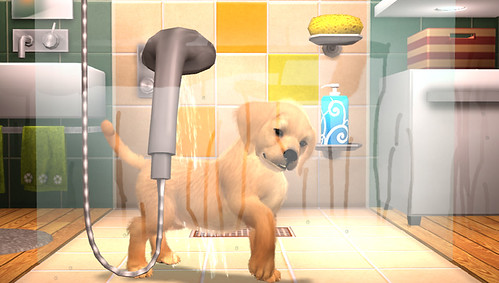 PlayStation Vita Pets Home Screen 04
